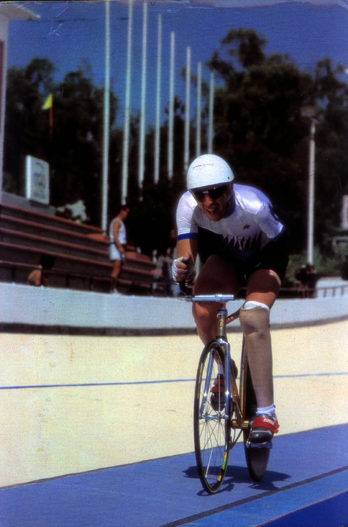 Cyclisme Mouric