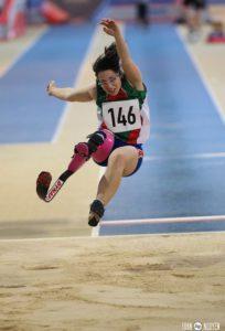 Orianne longueur Athlétisme