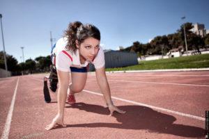 Orianne Lopez athlète handisport