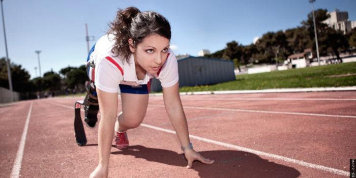 Orianne Lopez athlète
