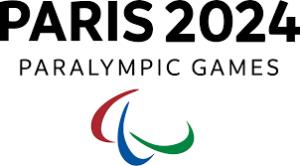 Logo paralympique Paris 2024
