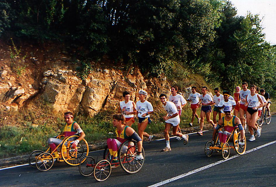Marathon Capitales Europe