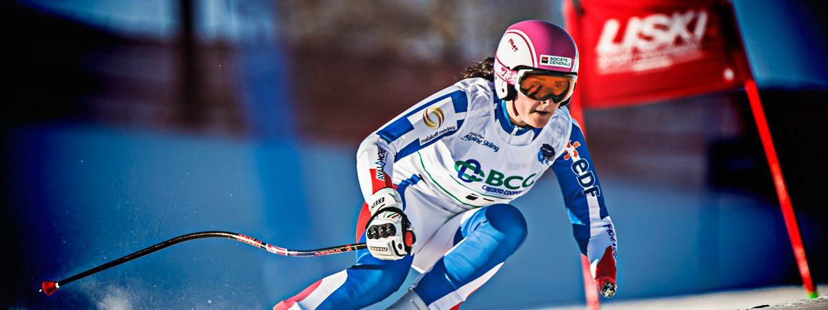 Ski alpinTarvisio 2017 Championat du monde paralympique ski
