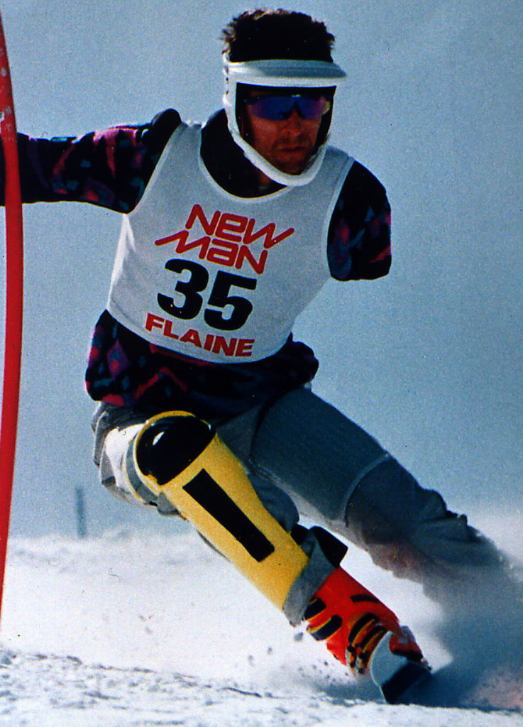 Ski alpin Mouric 94