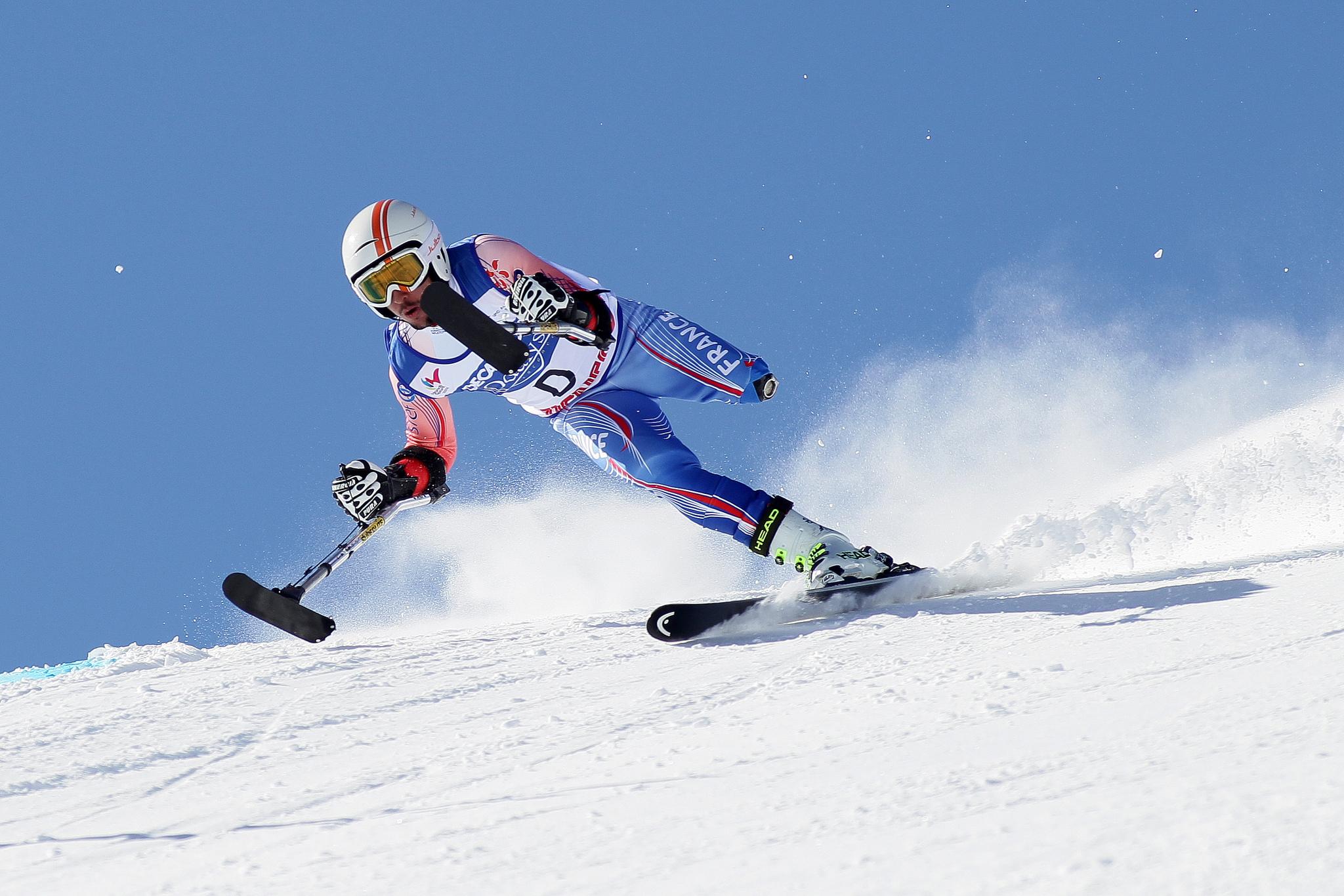 Ski Alpin Punktestand