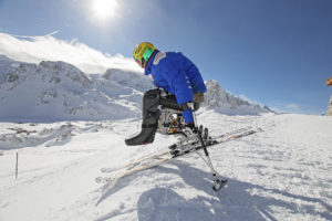 Ski alpin homme competition