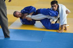 Judo compétition hommes