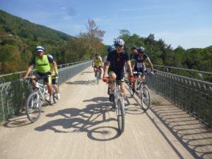 Cyclotourisme handisport Béziers