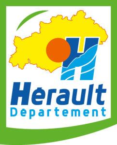 logo département de l'herault