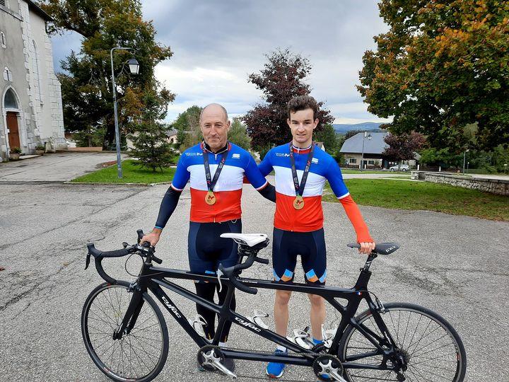 HandiSport championnats de Frane Paracyclisme